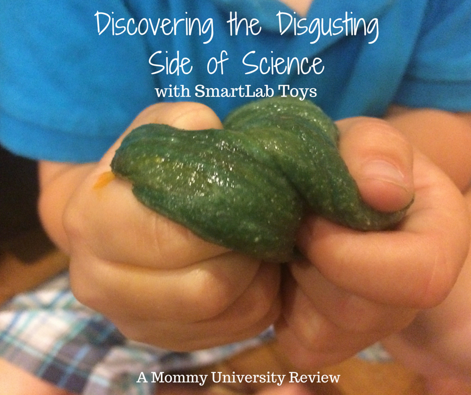 Discovering the Disgusting Side of Science