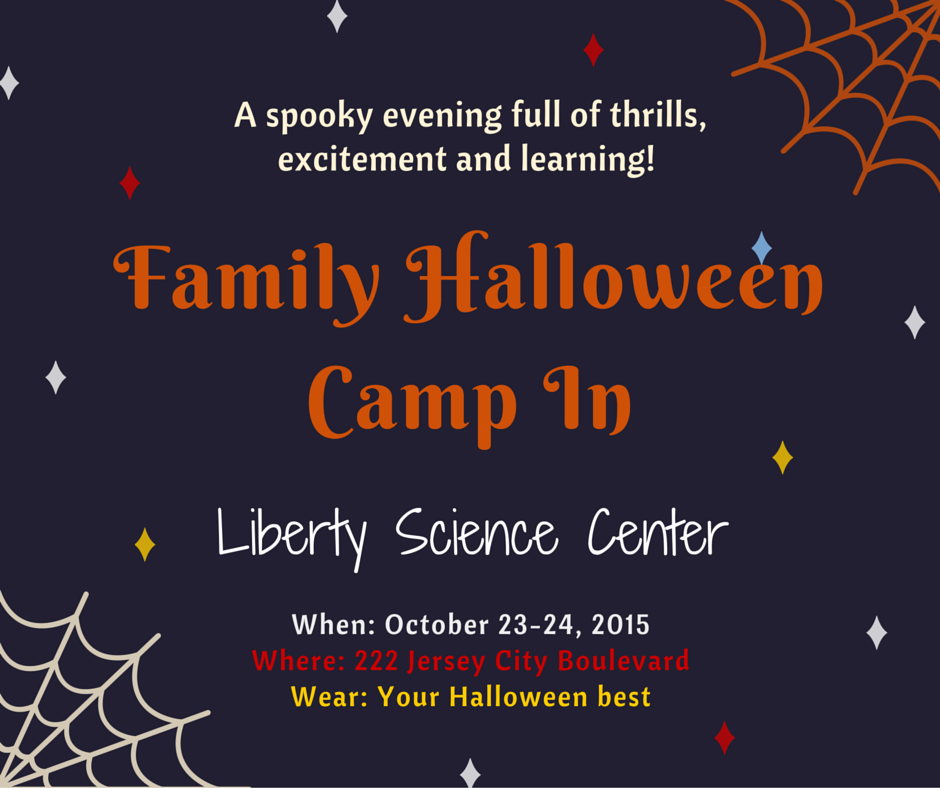 Family Halloween Camp In