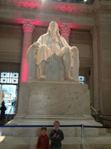 From the moment you enter The Franklin Institute you will be in awe of its grandeur!