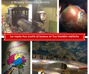 Go Inside the World of Science at The Franklin Institute