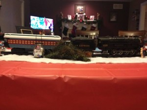 Polar Express Table