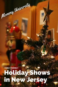 Family Friendly Holiday Shows in NJ