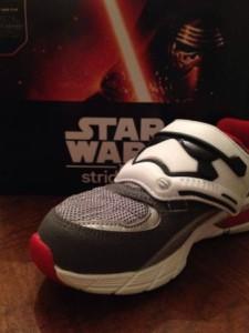 Stride Rite Star Wars Hyperdrive Stormtrooper Sneaker