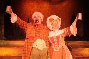 A Christmas Carol at The Growing Stage Fezziwigs