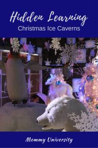Christmas Ice Caverns