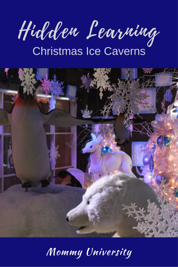 Christmas Ice Caverns