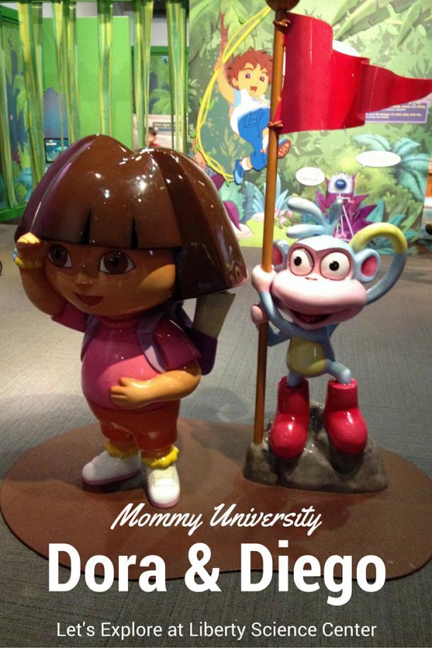 Dora and Diego