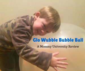 Glo Wubble Ball Review