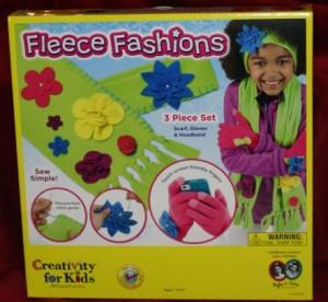 Fleece Fashions