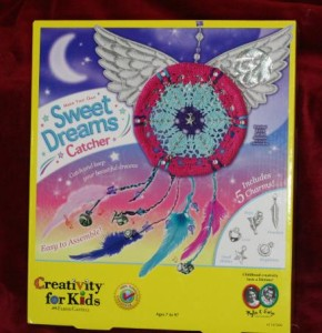 Creativity for Kids Sweet Dreams Catcher