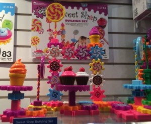 Learning Resources Cupcake Building Set