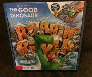 The Good Dinosaur Roarin' River Game Box