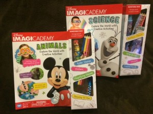 Woder Forge Imagicademy Activity Sets