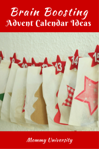 Brain Boosting Advent Calendar Ideas