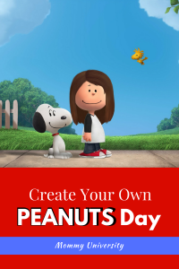 Create Your Own Peanuts Day