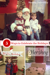5 Ways to Celebrate the Holidays in Hershey-2