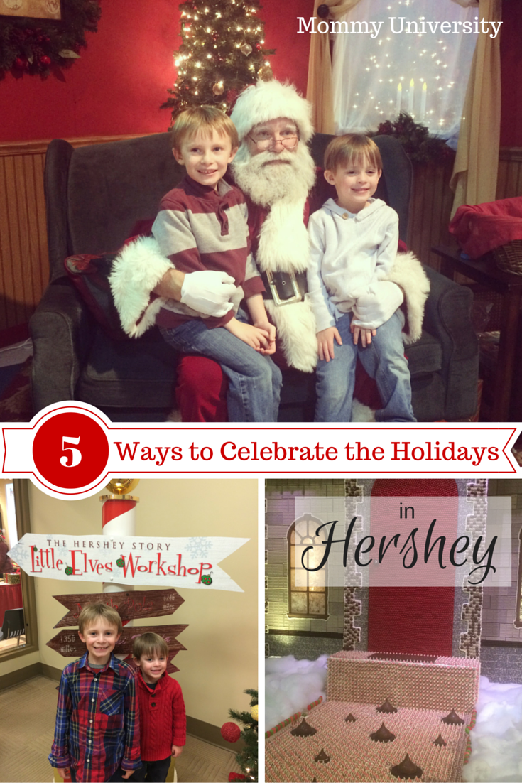 5 ways to celebrate the holidays in hershey 2 - Christmas At Hershey