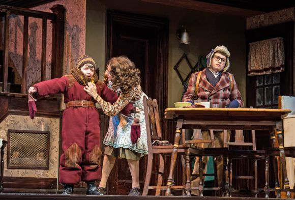Paper Mill Playhouse Presents A Christmas Story | Mommy University
