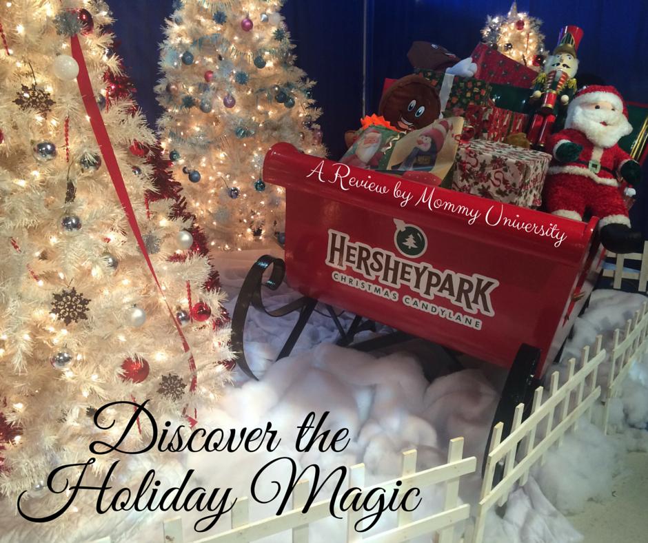 Hershey Park Christmas.Discover Holiday Magic At Hersheypark Christmas Candylane
