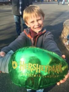 Hersheypark Christmas Prize
