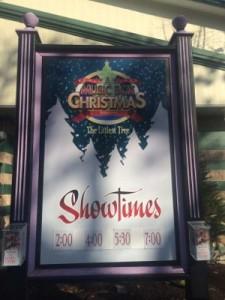 Hersheypark Holiday Shows