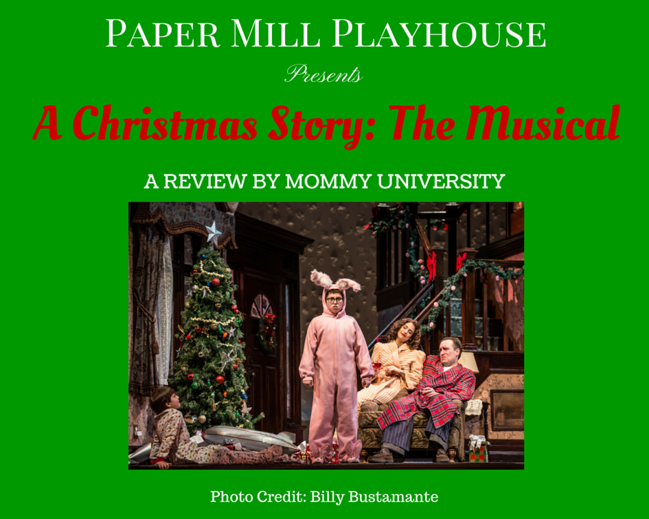 Paper Mill Playhouse A Christmas Story