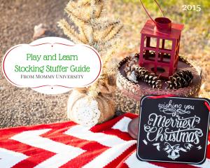 Stocking Stuffer Guide 2015-2