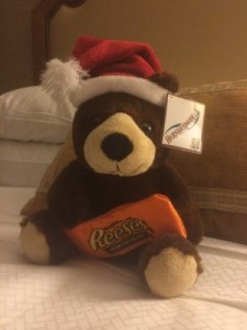 Sweet Present at The Hotel Hershey
