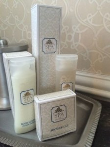 The Hotel Hershey Bath Amenities