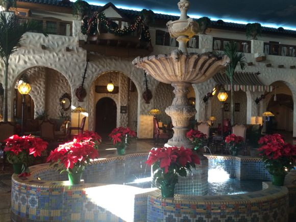 The Hotel Hershey Fountain Lobby