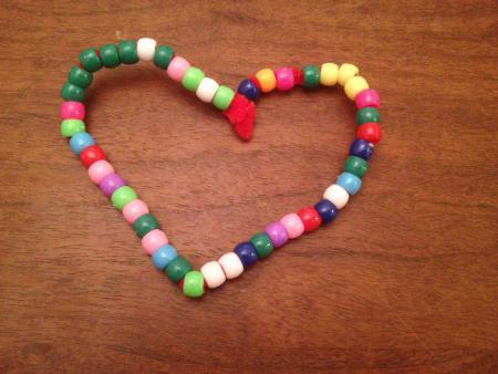 Valentine's Day Tinker Tray