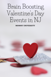 Brain Boosting Valentine's Day Events