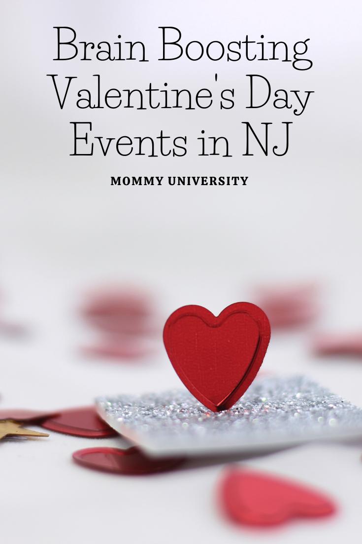 Brain Boosting Valentine's Day Events