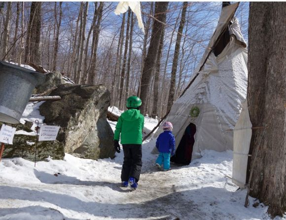 Photo Provided by Smugglers' Notch.