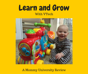 Learn and Grow with VTech