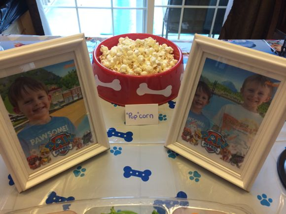 Paw Patrol Framed Pictures
