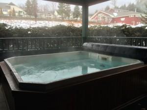 Smuggs Hot Tub