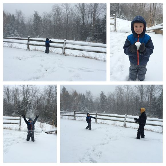 Snow Fun at Smuggs