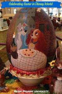 Celebrating Easter in Disney World-2