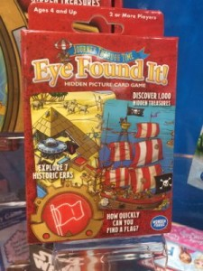 Eye Found It Card Game