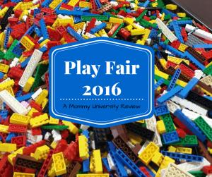Play Fair 2016 Review