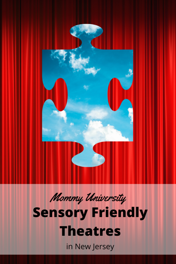 Sensory Friendly Theatres in New Jersey