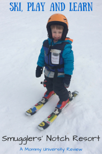 Ski, Play and Learn at Smugglers' Notch