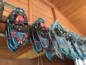 Smugglers Notch Atlas Snowshoes