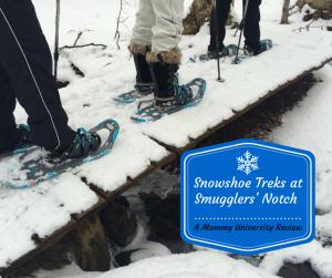 Snowshoe Treks at Smugglers' Notch