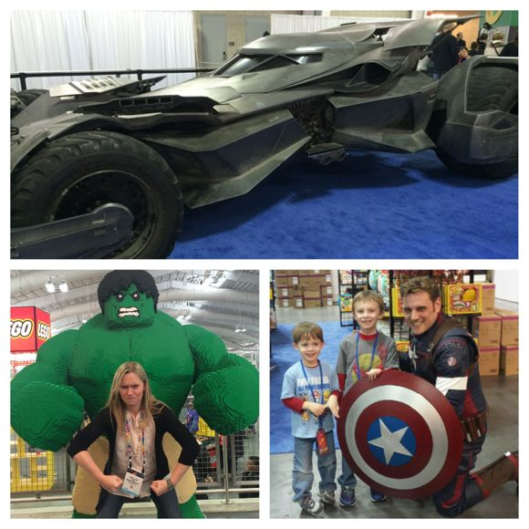 Superheroes at Play Fair