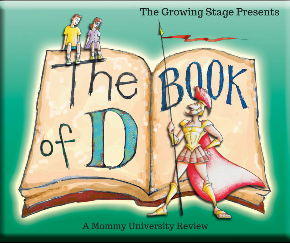 The Growing Stage Presents The Book of D