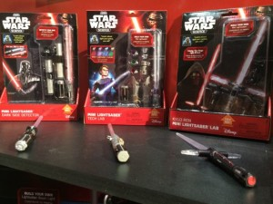 Uncle Milton Mini Light Sabers