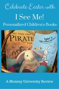 Celebrate Easter with I See Me Books