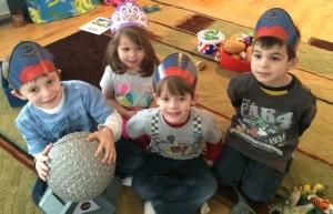 Disney Kids Playdate Crowns:Hats